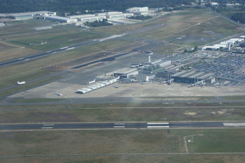 Aeropuerto de burdeos m rignac megaconstrucciones for Aero garage merignac