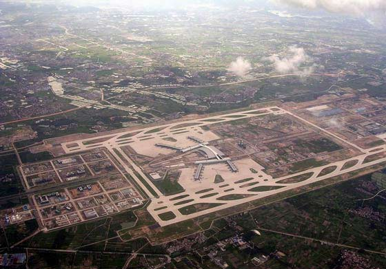 Aeropuerto De Cant 243 N Baiyun Aeropuerto Internacional De