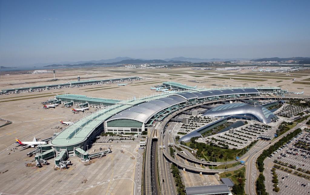 aeropuerto de incheon