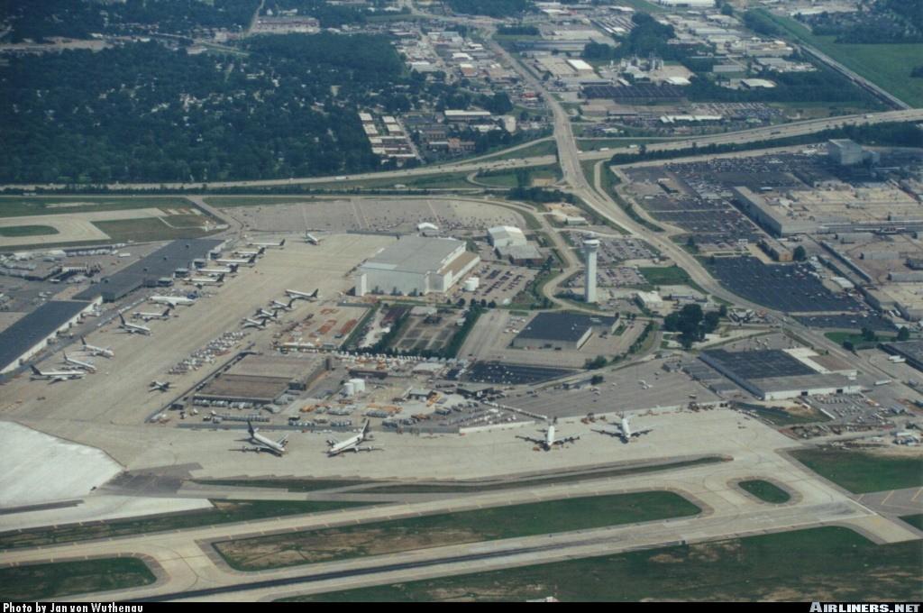 Aeropuerto De Louisville Megaconstrucciones Extreme