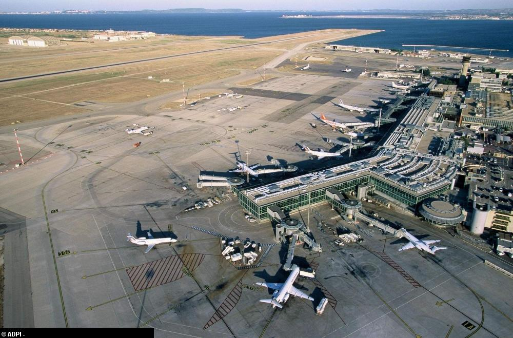 Aeropuerto De Marsella Provenza Megaconstrucciones