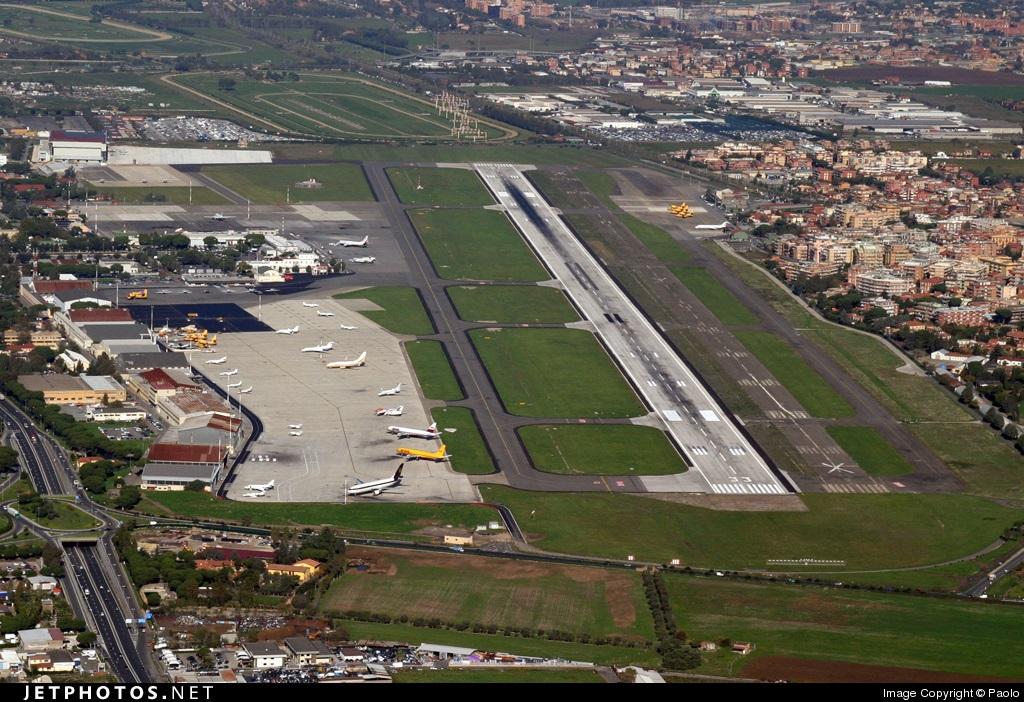 Aeropuerto De Roma Ciampino Megaconstrucciones Extreme