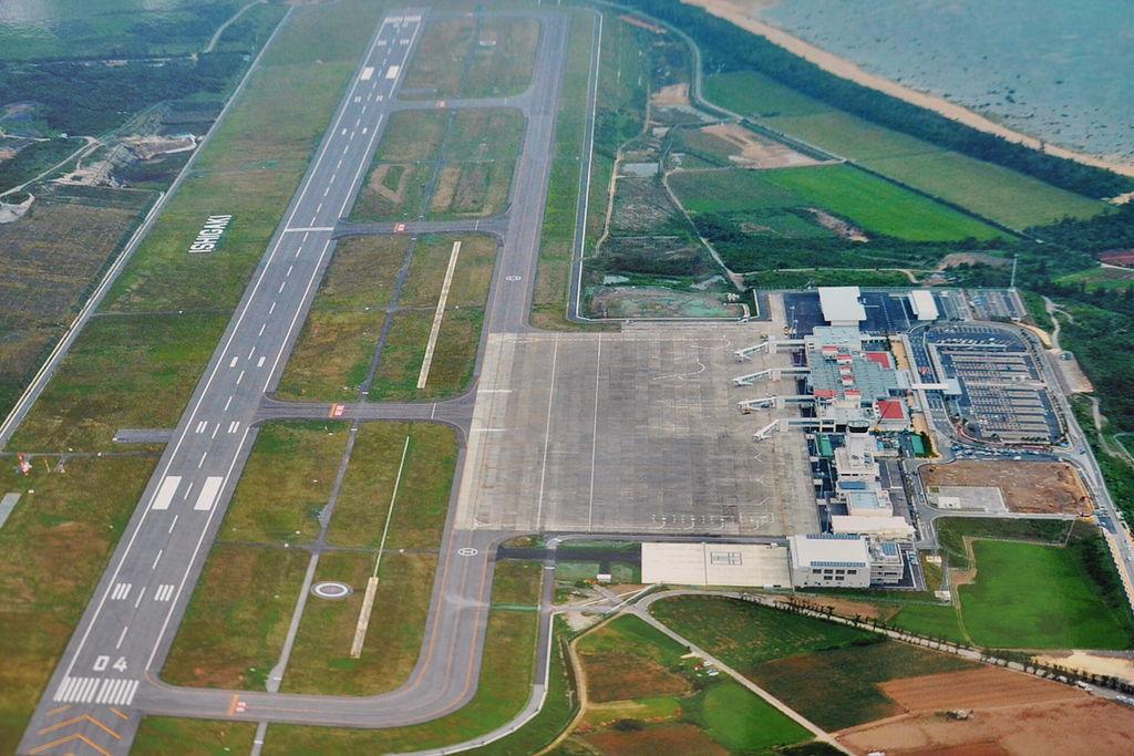 Nuevo Aeropuerto de Ishigaki, Painushima Ishigaki Airport - Megaconstrucciones ...