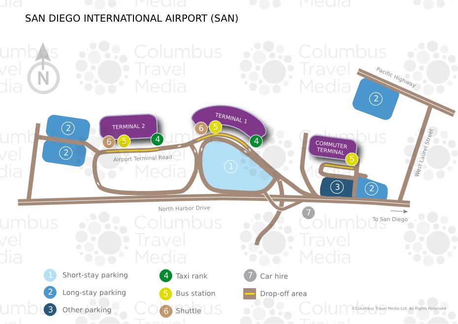 Aeropuerto De San Diego Megaconstrucciones Extreme