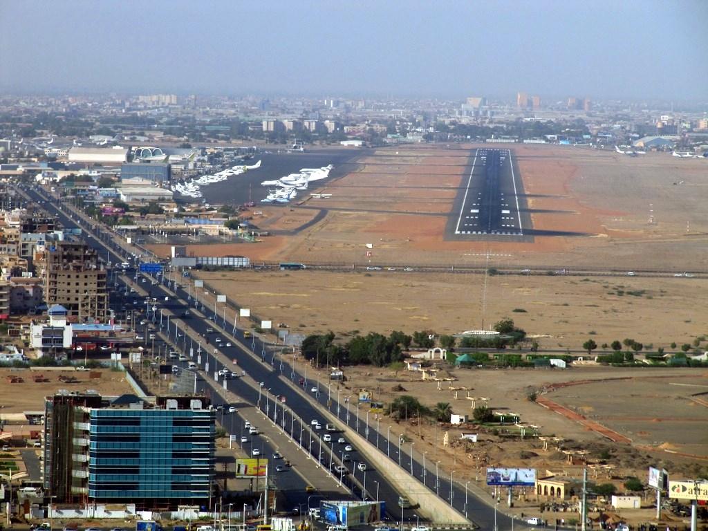Aeropuerto de Jartum - Megaconstrucciones.net Móvil