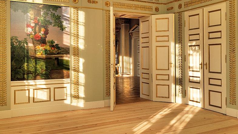 Sala. Palacio de Amalienborg 13