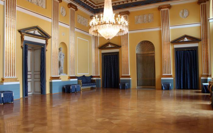 Grana Hall. Palacio de Amalienborg 14