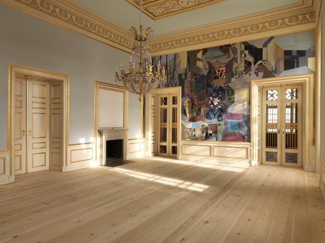 Nuevo Comedor. Palacio de Amalienborg 19