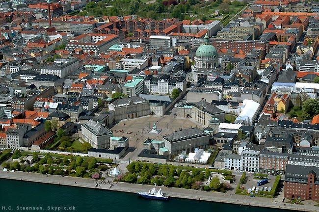 Palacio de Amalienborg 21