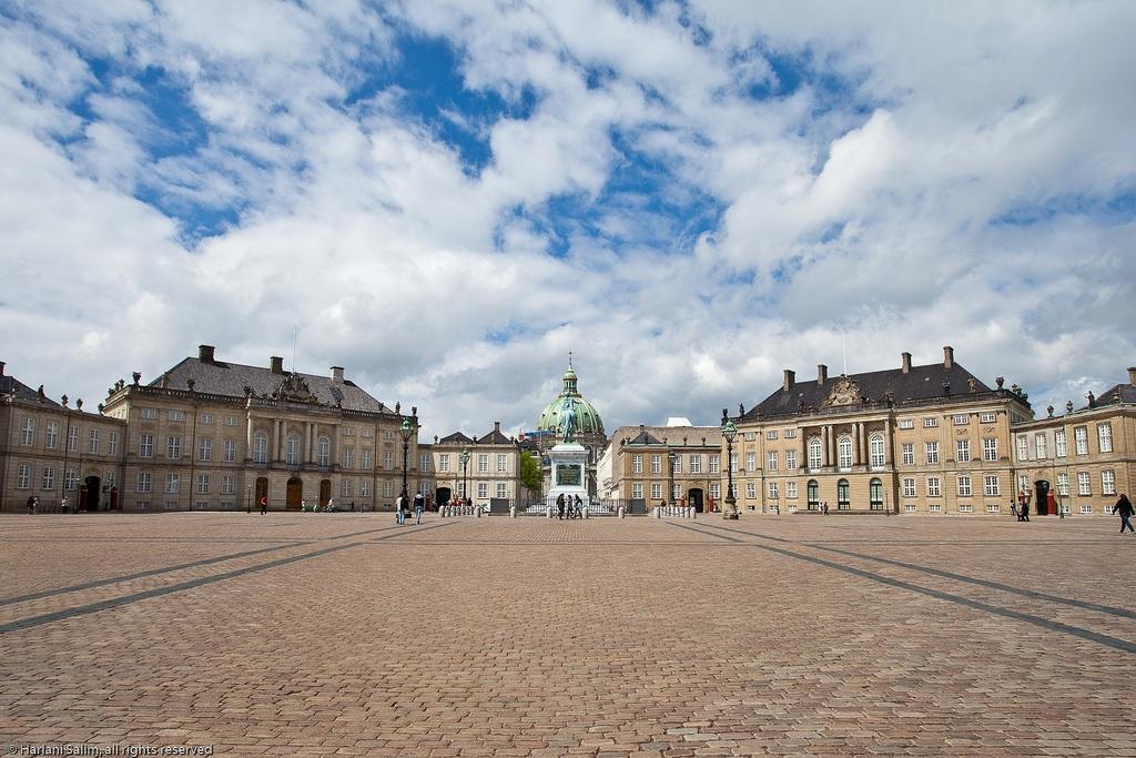 Palacio de Amalienborg 8