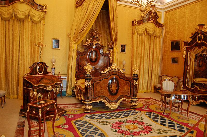 Dormitorio de Isabel II. Palacio Real de Aranjuez 14