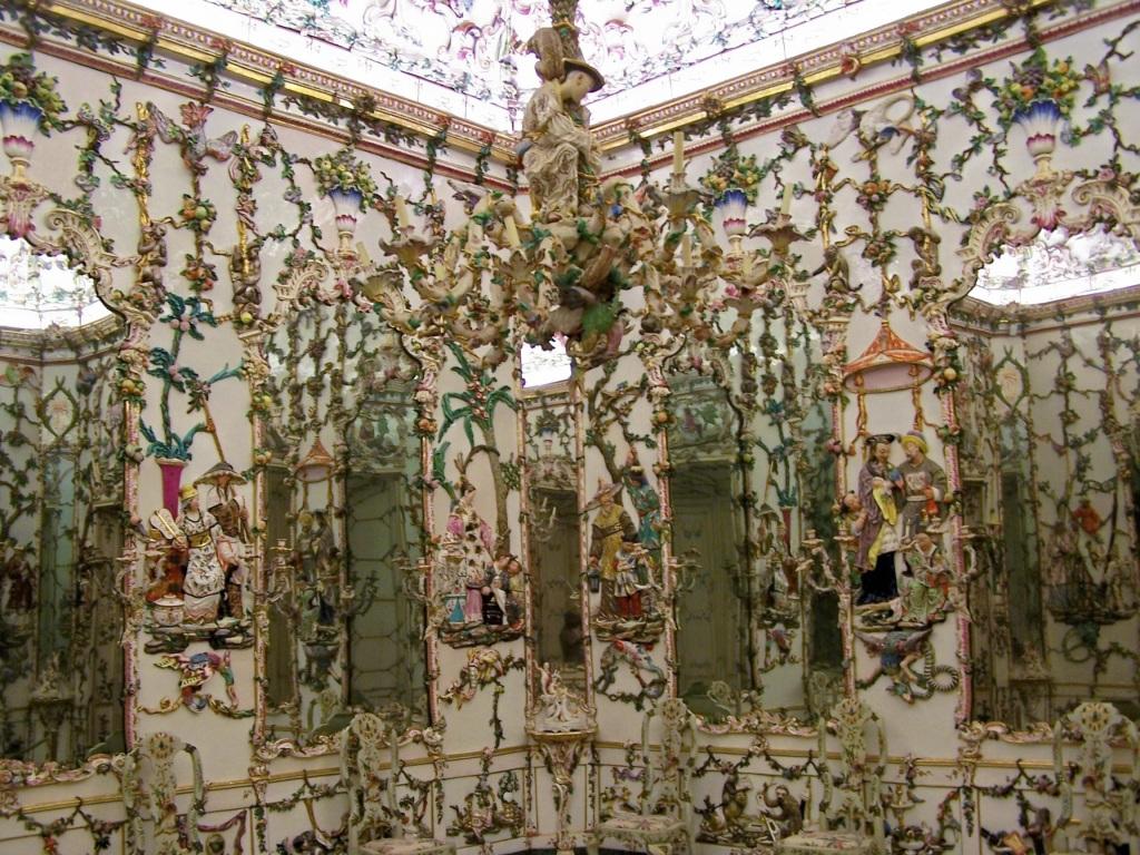 Gabinete de Porcelana. Palacio Real de Aranjuez 15