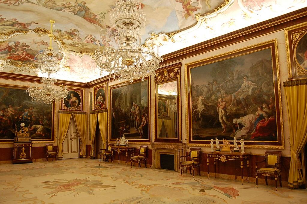 Comedor de Gala. Palacio Real de Aranjuez 18