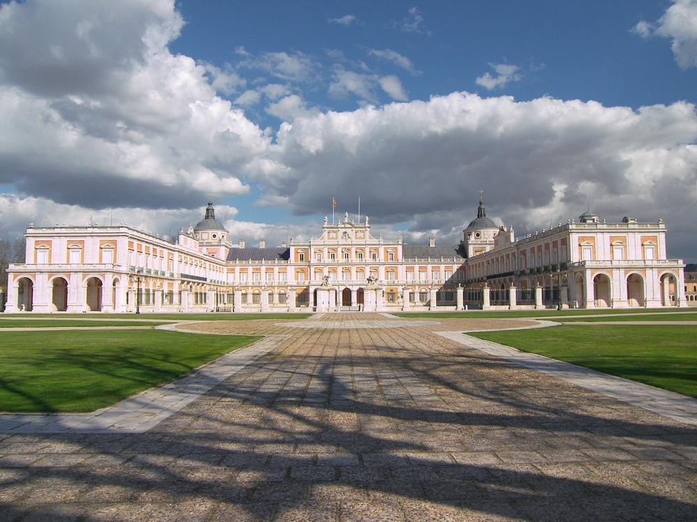 Patio de Armas. Palacio Real de Aranjuez 2