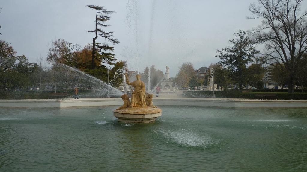 Fuente de Ceres. Palacio Real de Aranjuez 26