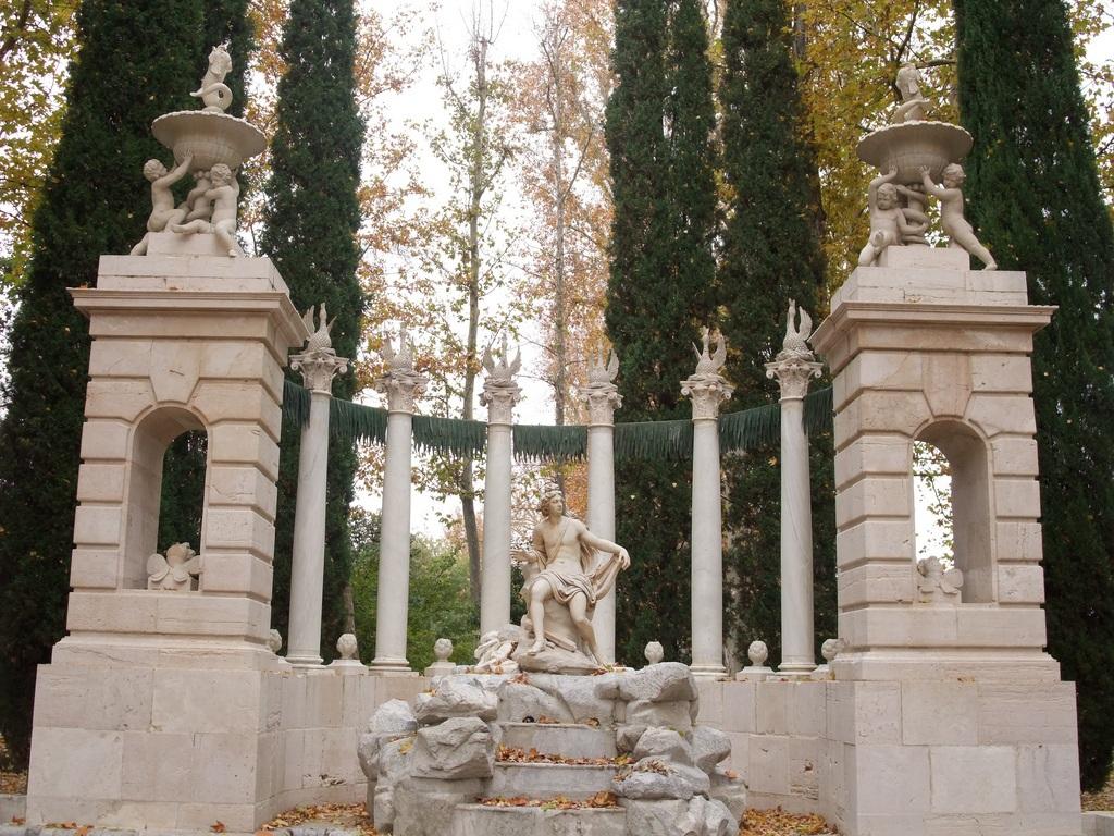 Jardín del Príncipe. Fuente de Apolo. Palacio Real de Aranjuez 30
