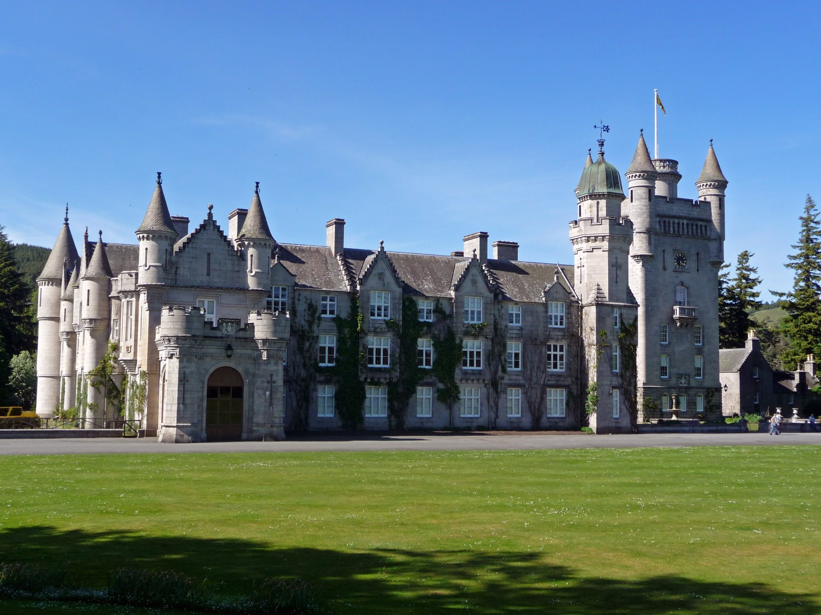 Pin Balmoral Castle Floor Plan On Pinterest