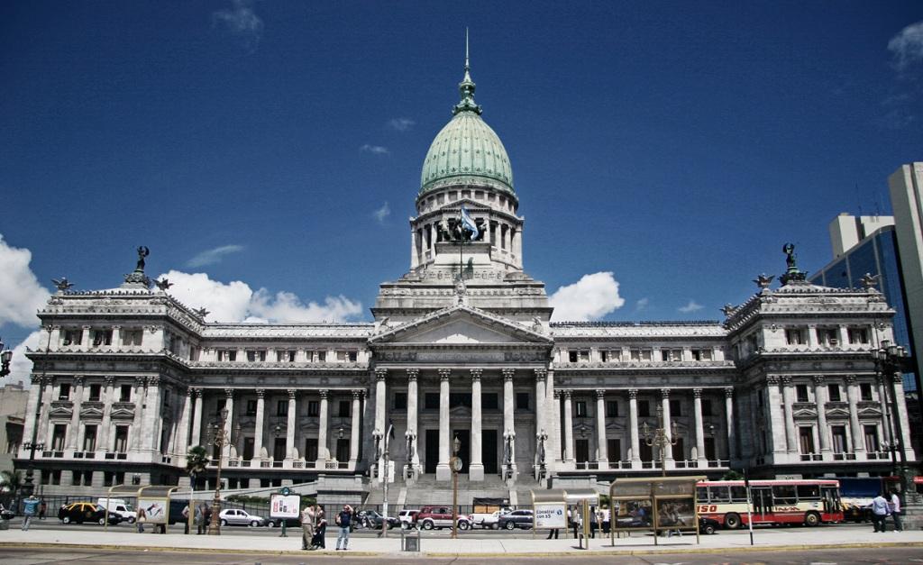 Resultado de imagen para congreso de la nacion argentina foto