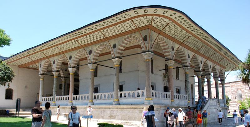 Salón de la audiencia (Arz Odasi)