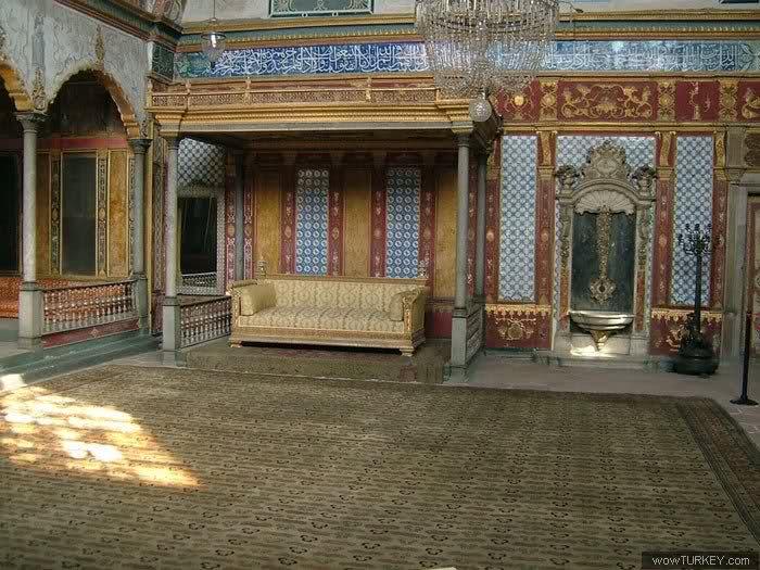 Palacio del harem