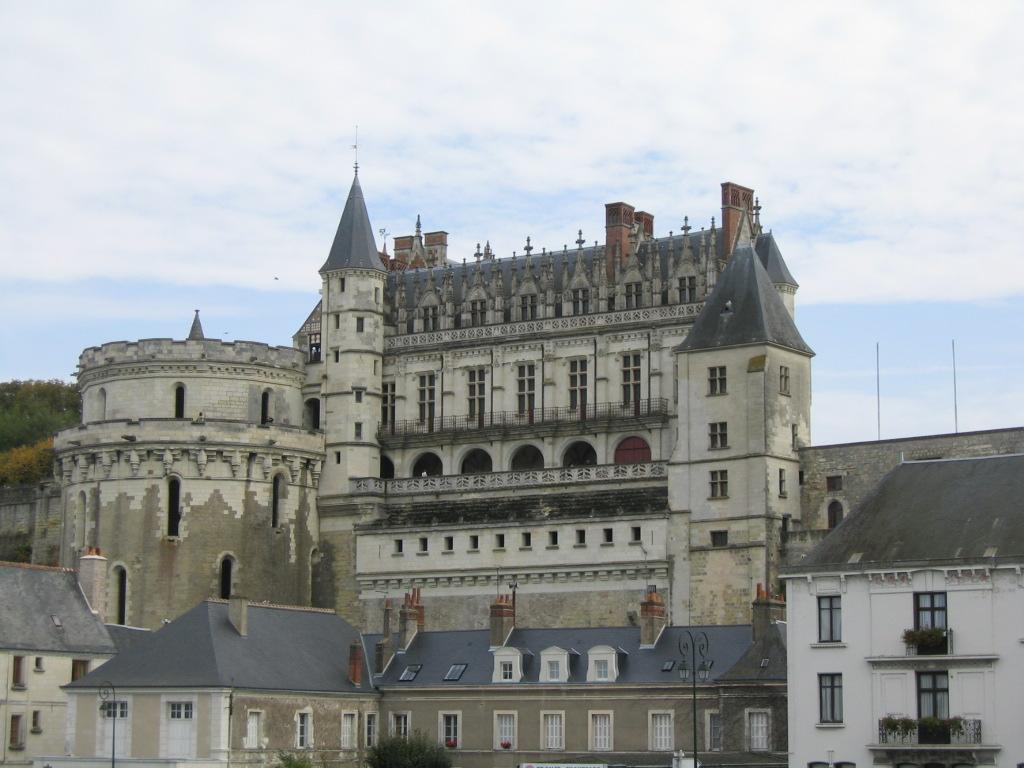 Castillo De Amboise Megaconstrucciones Extreme Engineering