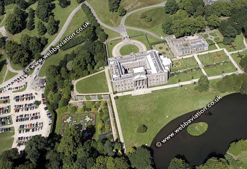 Lyme Park Lyme Park House And Garden