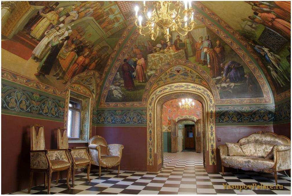 Palacio Volkov Yus 250 Pov Megaconstrucciones Extreme