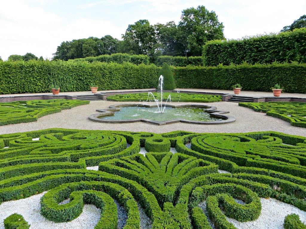 Palacio herrenhausen megaconstrucciones extreme engineering - Mega jardines de olarizu ...