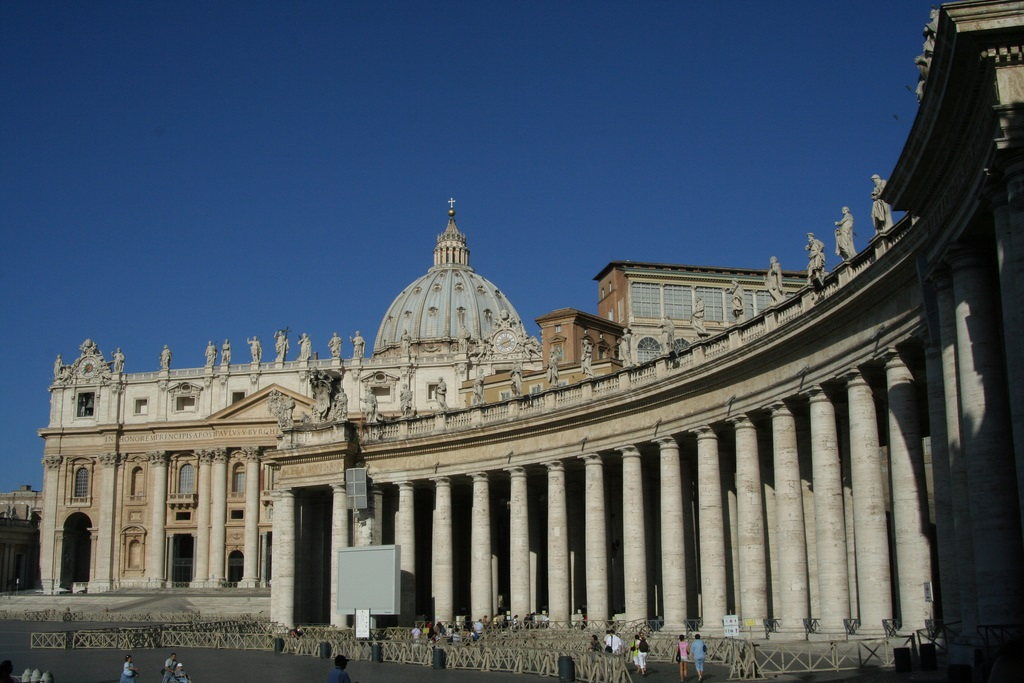 foto basilica san pedro: