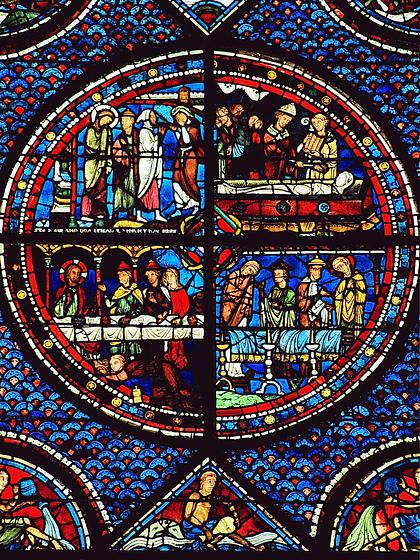 Vidrieras. Catedral de Chartres 19