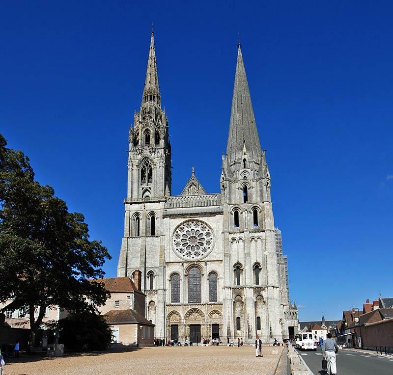 Catedral de Chartres 2