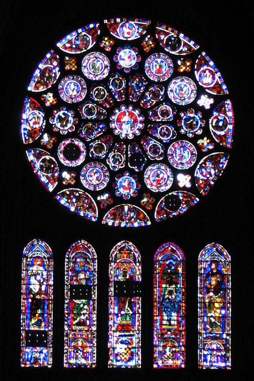 Laberinto de la Catedral de Chartres 22