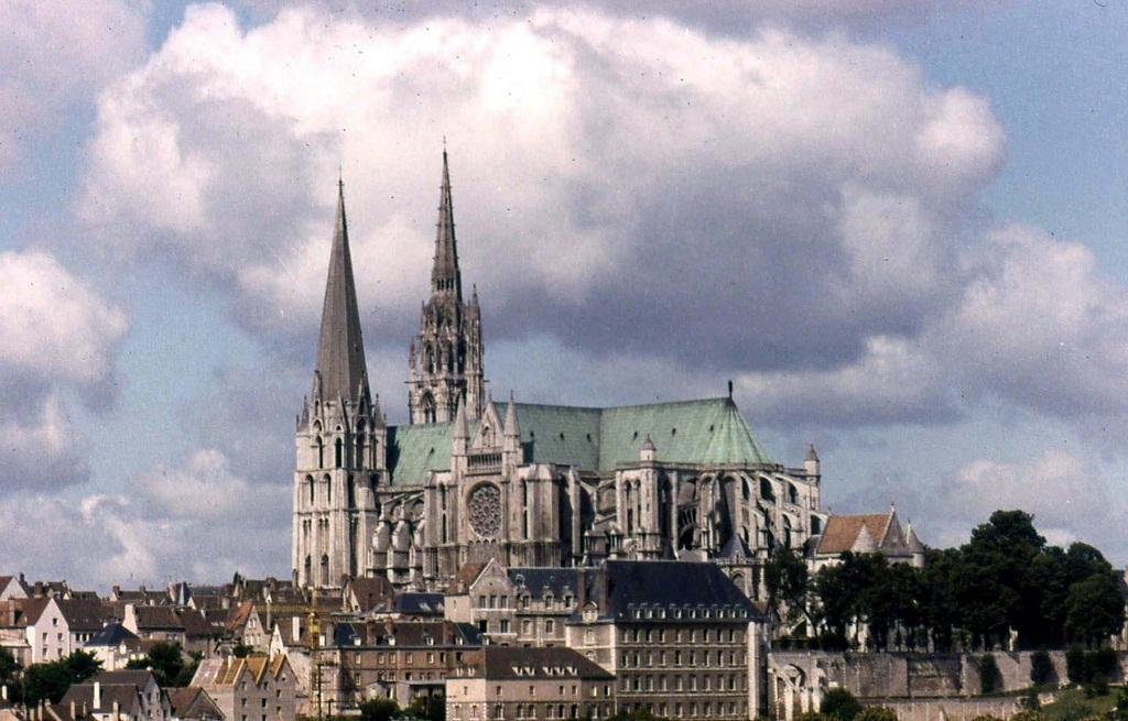 Catedral de Chartres 25