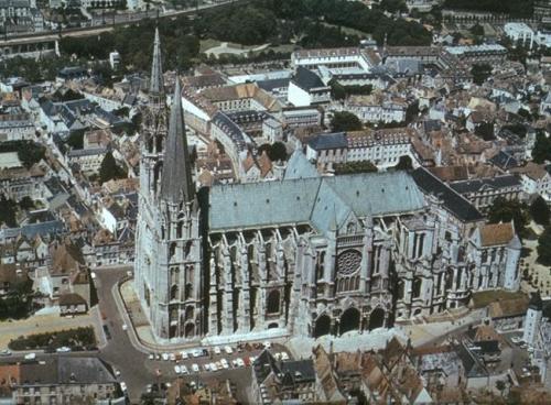 Catedral de Chartres 26