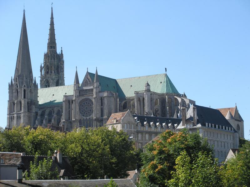 Catedral de Chartres 3