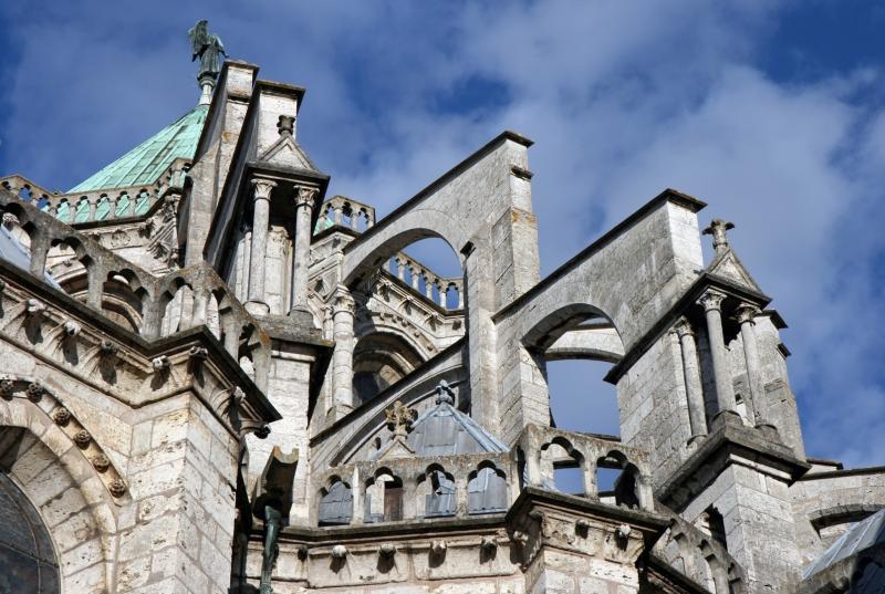 Catedral de Chartres 4