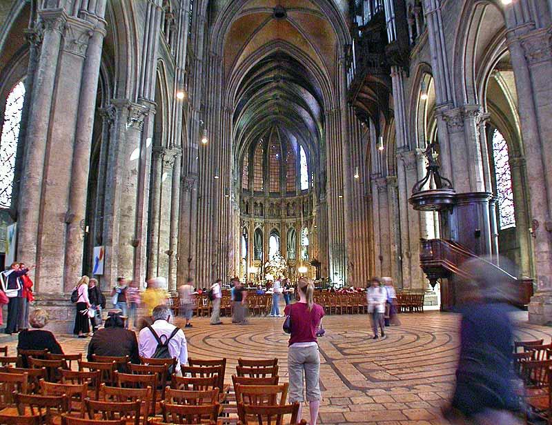 Catedral de Chartres 8