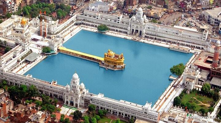 Templo Dorado de Amritsar (Harmandir Sahib) 4