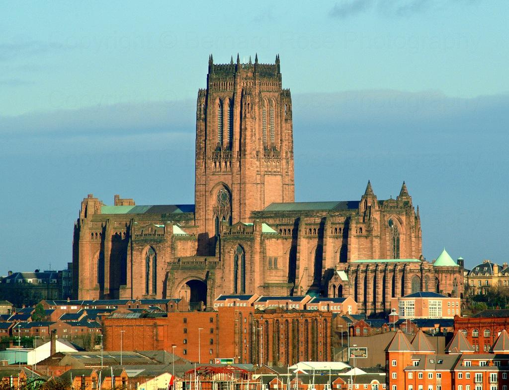 Liverpool: Catedral De Liverpool, Catedral Anglicana De Liverpool