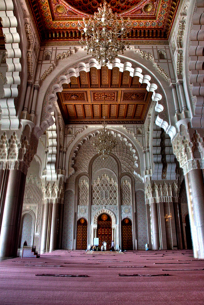 Mezquita Hassan II 11