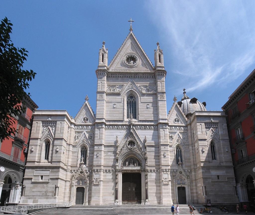 Resultado de imagen de catedral san genaro