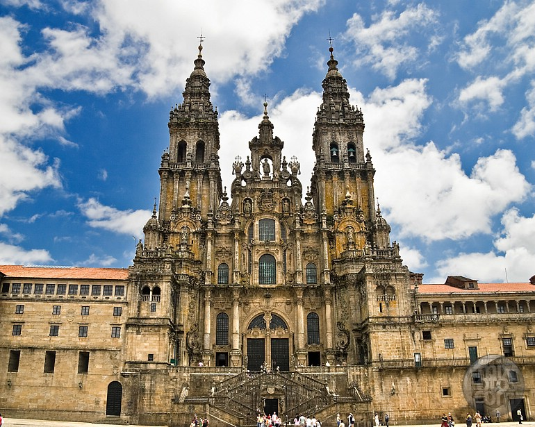 Catedral De Santiago De Compostela Megaconstrucciones Extreme Engineering