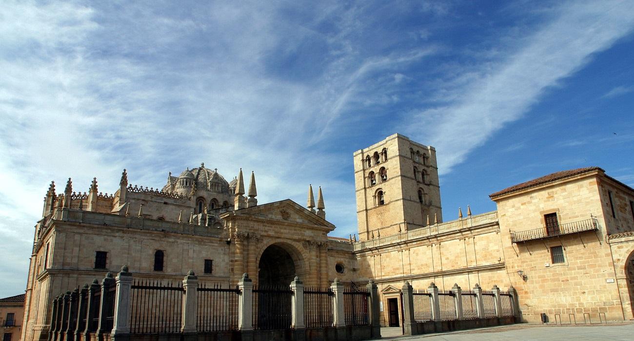 Catedral de zamora megaconstrucciones extreme engineering for Catedral de zamora interior