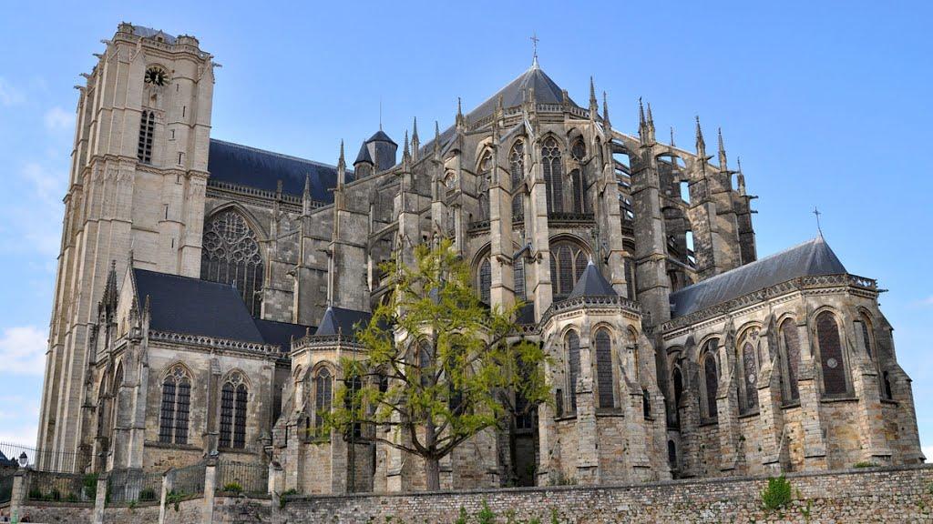Catedral de le mans catedral de san juli n - Mobilier de france le mans ...