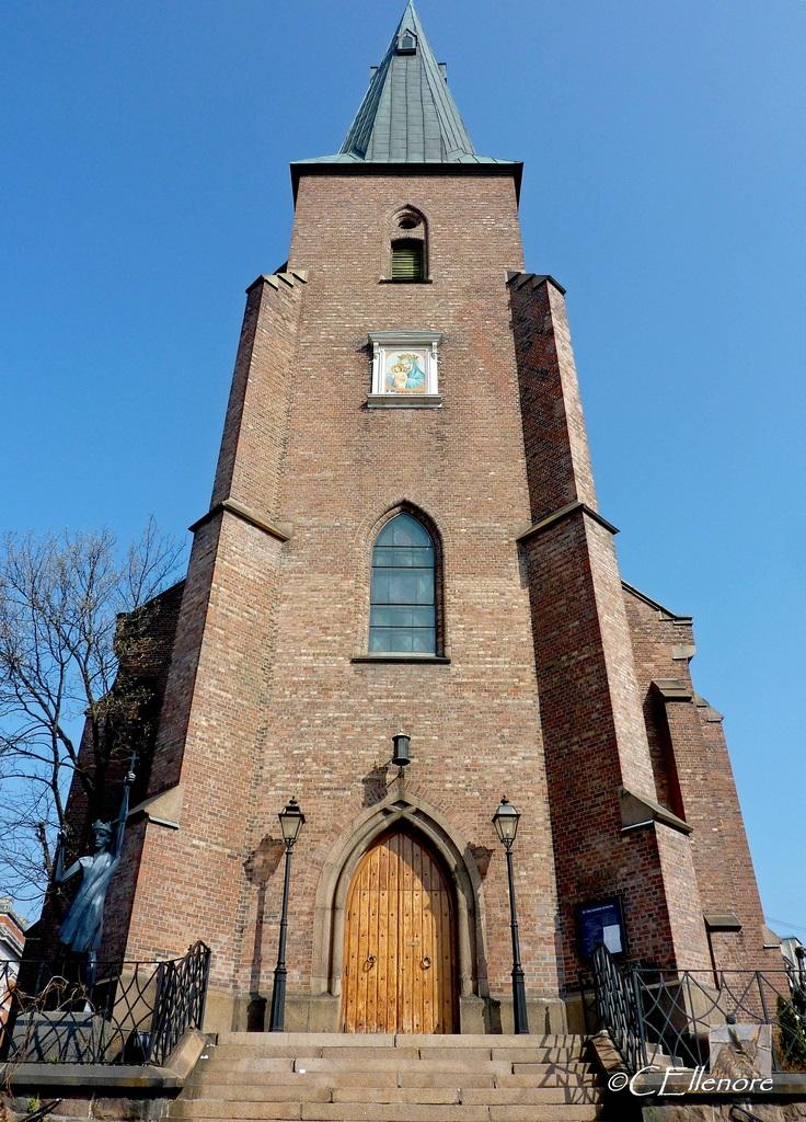 Catedral de San Olaf de Oslo - Megaconstrucciones, Extreme ...