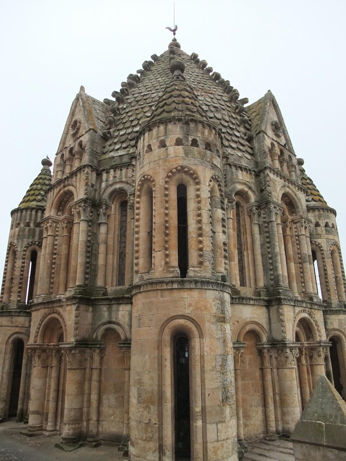 Catedral Vieja de Salamanca, Catedral Vieja de Santa María - Megaconstruccion...