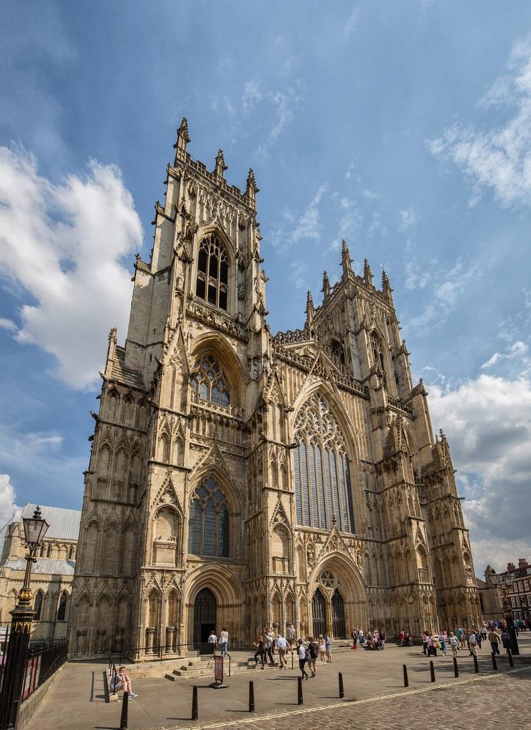 Catedral De York York Minster Megaconstrucciones