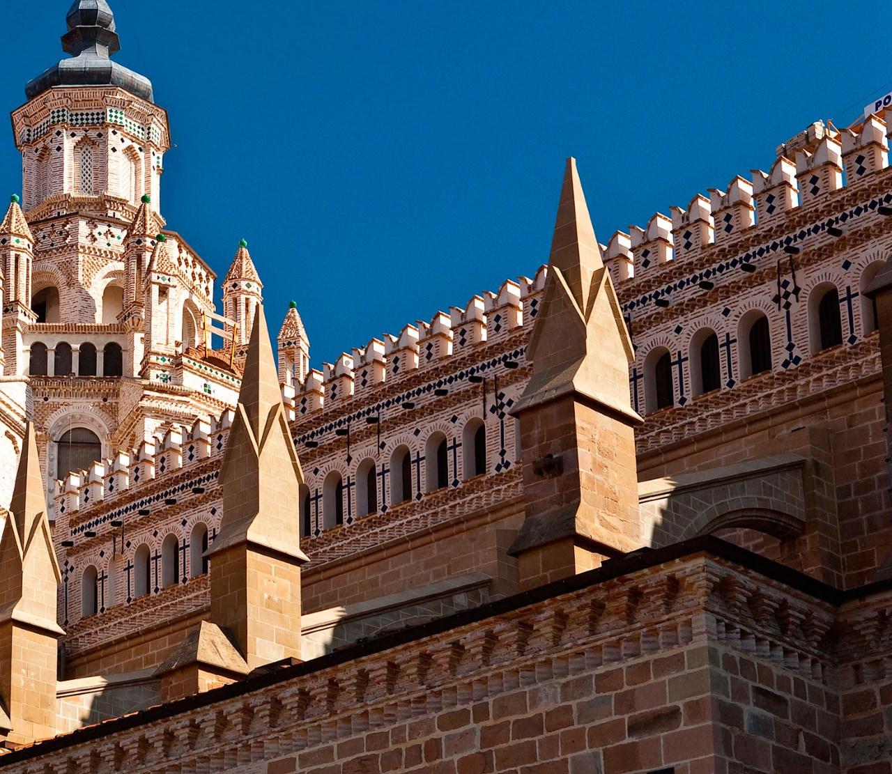 Catedral de tarazona catedral de nuestra se ora de la for Oficina turismo tarazona