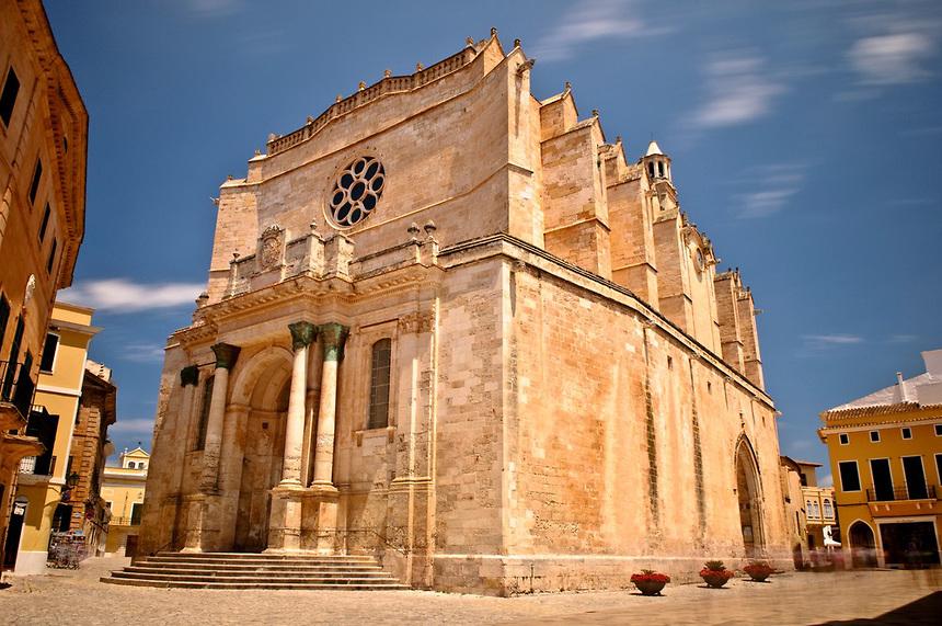 Resultado de imagen de catedral de ciutadella