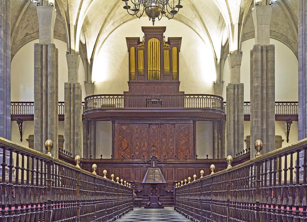 Coro y Órgano. Catedral de San Cristóbal de La Laguna 27